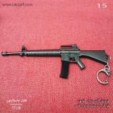 جاسوئیچی طرح اسلحه کد 15