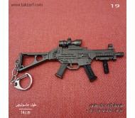 جاسوئیچی طرح اسلحه کد 19