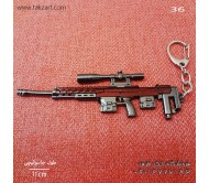 جاسوئیچی طرح اسلحه کد 36