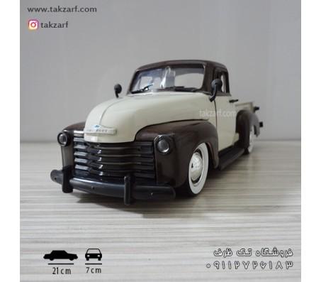 ماکت ماشین شورلت وانت 1953