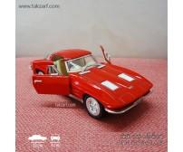ماکت ماشین کروت 1963