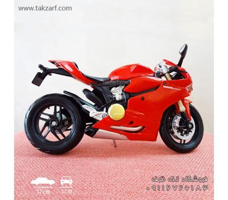 ماکت موتور دوکاتی 1199