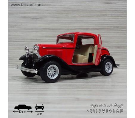 ماکت ماشین فورد کوپه 1932