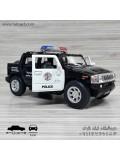ماکت ماشین هامر پلیس