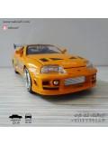 ماکت ماشین تویوتا سوپرا 1995