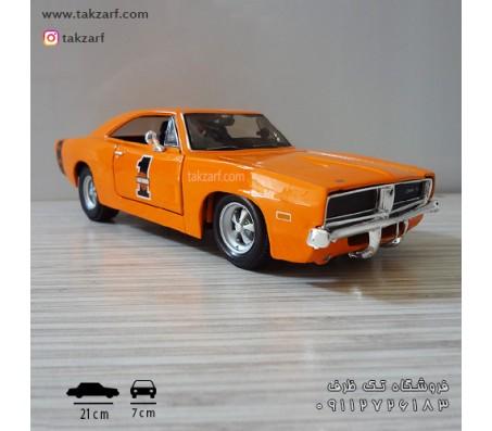 ماکت ماشین دوج چارجر 1969 مایستو