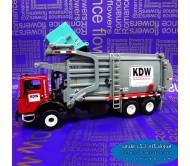 ماکت ماشین جمع آوری زباله kdw
