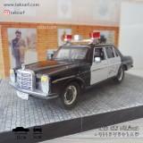 ماکت ماشین پلیس تهران