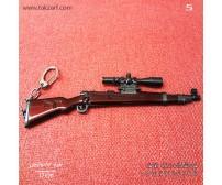 جاسوئیچی طرح اسلحه کد 5
