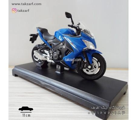 ماکت موتور سوزوکی مدل 2017