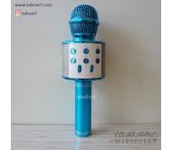 میکروفون اسپیکر دار شارژی wster
