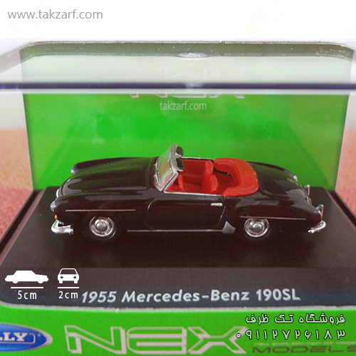 mercedes benz 190 sl 1955