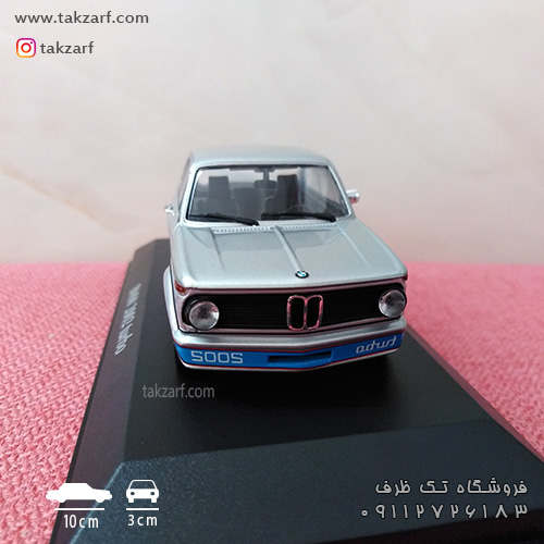 bmw 2002 turbo 1/43