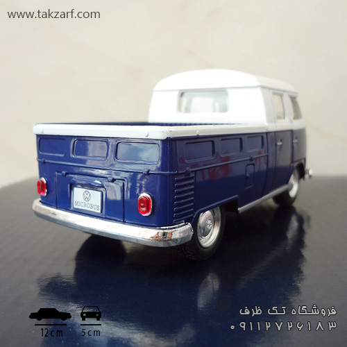 ماکت volkswagen bus pickup
