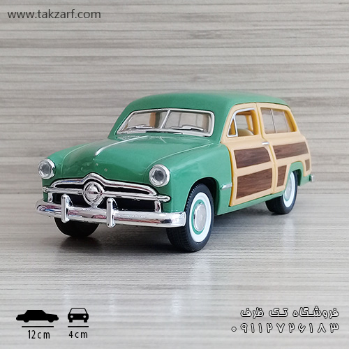 ماکت ماشین ford woody wagon