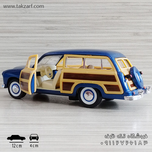 ماکت ford woody wagon