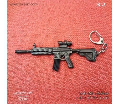 جاسوئیچی طرح اسلحه کد 32
