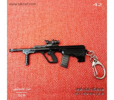جاسوئیچی طرح اسلحه کد 42