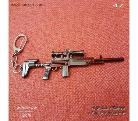 جاسوئیچی طرح اسلحه کد 47