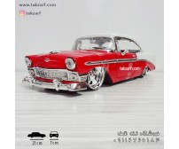 ماکت ماشین شورلت بل ایر 1956