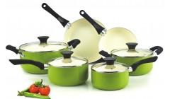 طرز صحیح استفاده از ظروف تفلون و ظروف نچسب و سرامیکی و گرانیتی
