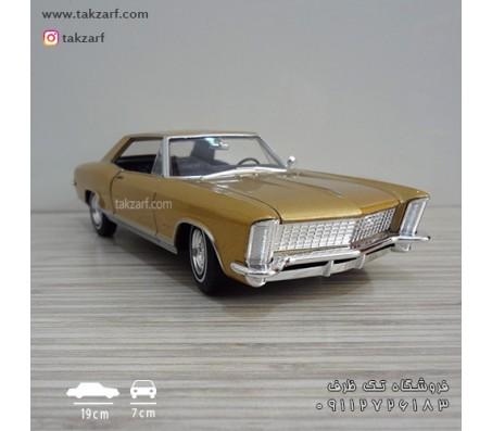 ماکت ماشین بیوک ریویرا 1965