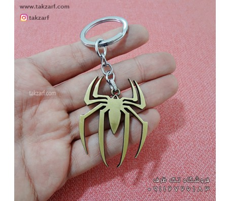 جاسوئیچی فلزی طرح عنکبوت