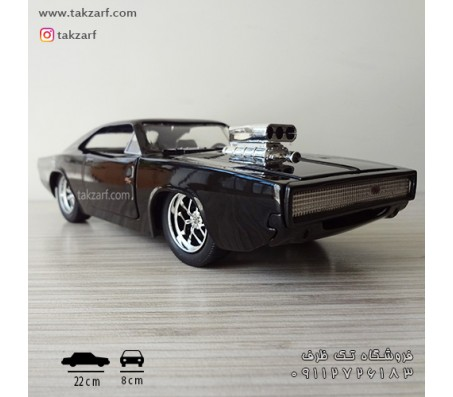 ماکت ماشین دوج چارجر 1970