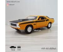 ماکت ماشین دوج چلنجر 1970