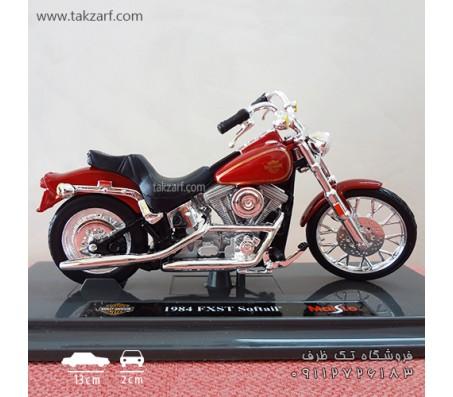 ماکت موتور هارلی دیویدسون 1984