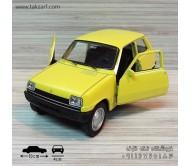 ماکت ماشین رنو 5