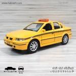 ماکت سمند تاکسی