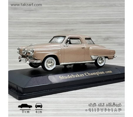 ماکت ماشین استودبیکر 1950