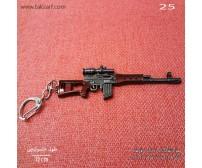 جاسوئیچی طرح اسلحه کد 25